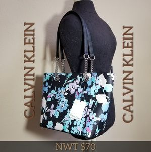 Calvin Klein Bags - NWT Calvin Klein NWT Saffiano Tote Bag